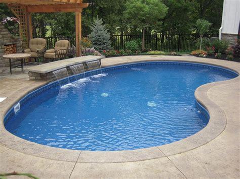 patio pools swimming pool deck genie pools florida