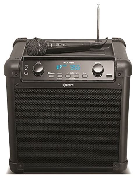 Sweater New On The Block Ione 1 ion audio portable bluetooth speakers docks tailgater pa