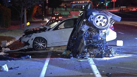 car crash in vista ca critically injured in vista racing crash