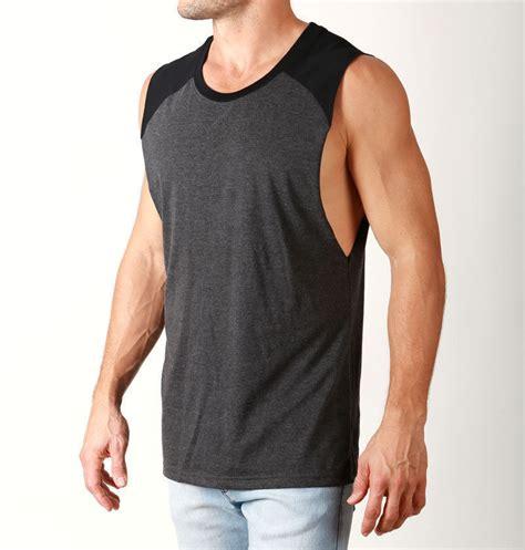 Kaos Raglan Polos Casual Fn0569 mens raglan shirts slim fit erkek kamuflaj t shirt moda