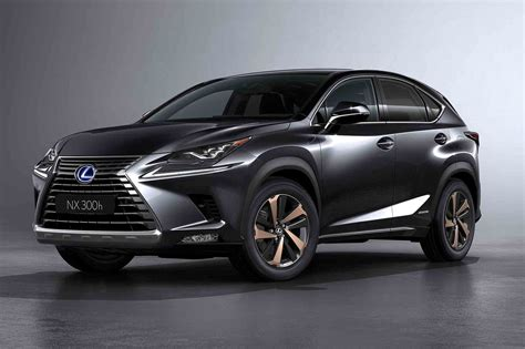 lexus new 2018 2018 lexus nx gets a refresh in shanghai motor trend
