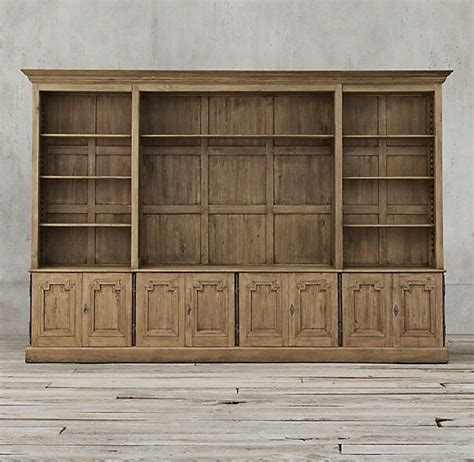 restoration hardware panel door cabinet 28 best media console images on media consoles