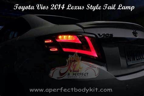 Lu Led Vios 2004 toyota vios 2014 lexus style rear l toyota vios 2013 johor bahru jb malaysia kits
