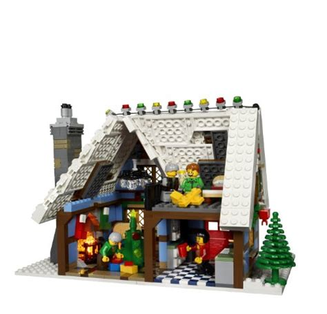 lego winter cottage lego creator expert winter cottage 10229 brickdazzle