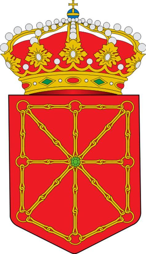 cadenas navarra escudo las cadenas del escudo de navarra curistoria