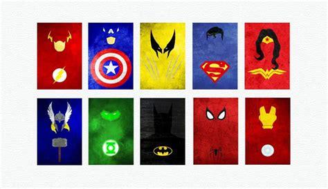 printable superhero poster superhero posters canvas print gallery wrapped