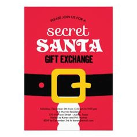 work gift exchange pin by on school secret santa questionnaire letter template word and