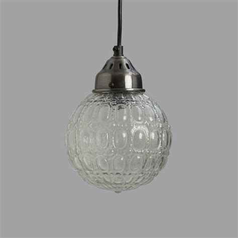 orb pendant light orb glass pendant light by horsfall wright