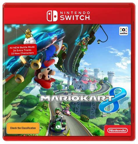 Kaset Nintendo Switch Mario Kart 8 la filtraci 243 n de mario kart 8 switch era mentira antihype