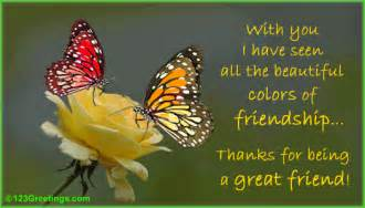 beautiful friend card the beautiful colors of friendship free friendship ecards 123