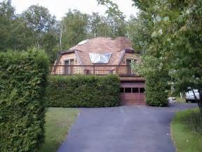 panoramio photo of geodesic dome home