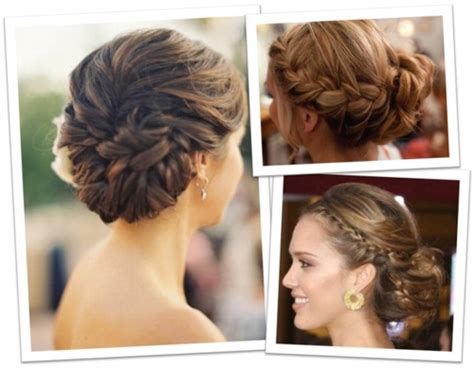 working moms mediun hairstyle 4 easy date night hair fryzury ślubne z warkoczem naludowo pl folklor etno