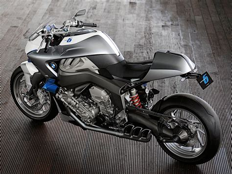 bmw motorcycle bmw motorrad concept 6 2010 motorcycle big bike