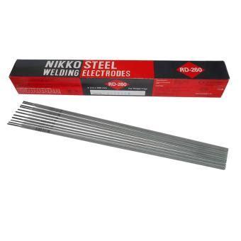 Kawat Las Nikko Steel Rd260 2 6mm daftar harga kawat las elektroda update 2018 daftarharga biz