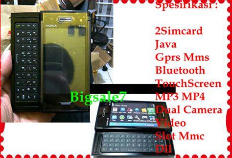Handphone Nokia C9 handphone replika murah 01 05 11 01 06 11