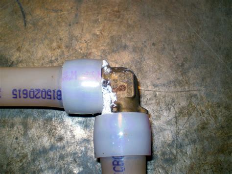 Wirsbo Plumbing Problems re post wirsbo leak plumbing zone professional
