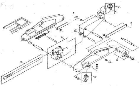 floor parts diagram walker floor repair kits gurus floor
