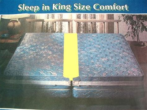 Twin Bed Joiner Matress Connector Import It All Joining Beds