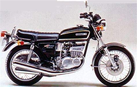 Air Cooled Suzuki Suzuki Gt380 Gallery
