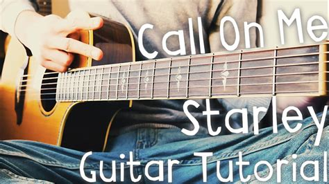 tutorial gitar your call tutorial guitar your call call on me guitar tutorial by
