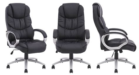Best Place To Buy An Office Chair Design Ideas High Back Executive Pu Leather Ergonomic Office Chair