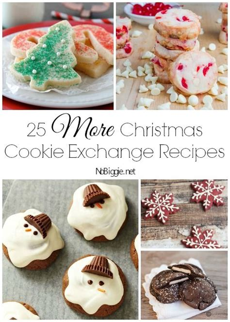 25 more christmas cookie exchange recipes reindeer