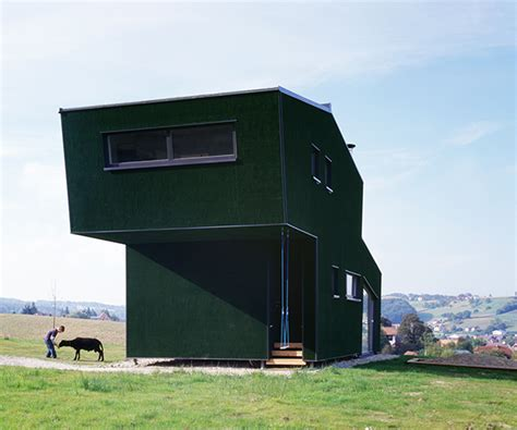 grass covered house in austria really
