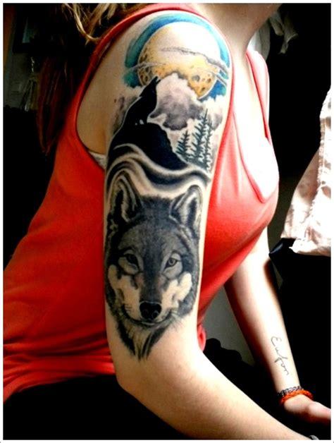 tattoo tribal vuk zaljubljenici u vukove