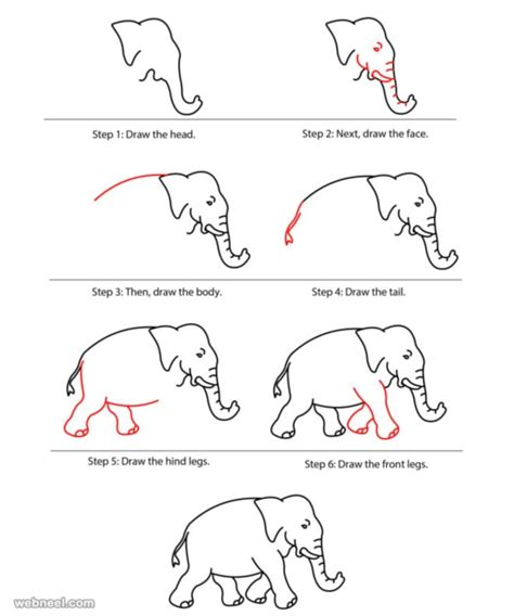 how to do easy doodle how to draw easy animals photofun4ucom