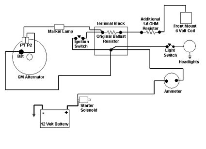 ford 2n electronic ignition wiring diagram ford free