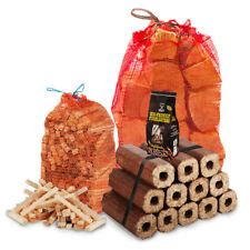 heat logs 12 pack kindling wood fireplaces accessories ebay
