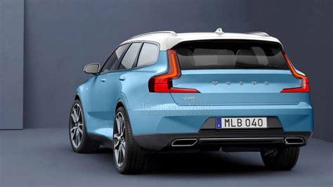 Volvo Modelljahr 2020 by Design Comme Ceci La Future Volvo V40
