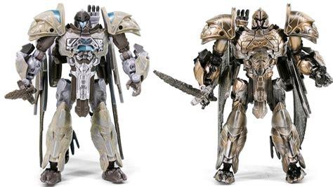 film robot transformer youtube transformers movie 5 tlk custom repaint gold steelbane