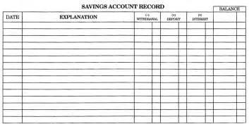 blank checkbook register printable free calendar