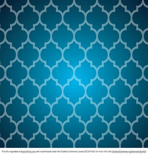 pattern blue vector free blue tile pattern vector