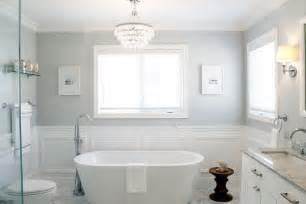 spa bathroom decor idea gray