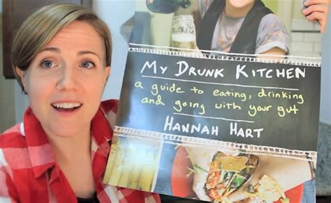 Hannah Hart S My Drunk Kitchen Book Is Now On Sale My Kitchen Book