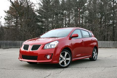 2013 Pontiac Vibe Review 2009 Pontiac Vibe Gt Photo Gallery Autoblog
