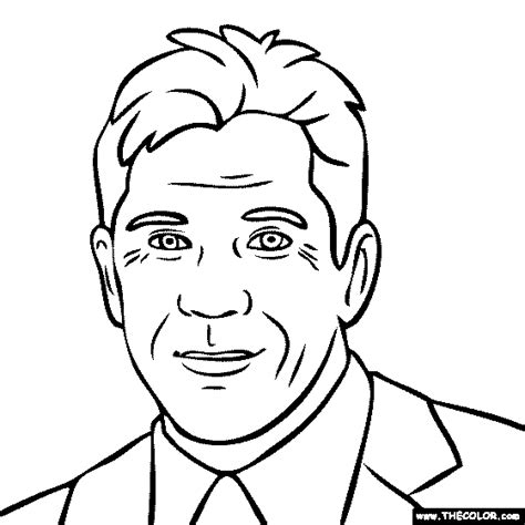 Pin Randy Orton Coloring Page On Pinterest Randy Orton Coloring Pages