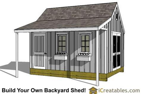 shed plans  porch build   shed   porch