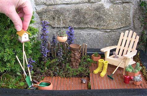 Garden In A Can by Turn Your Balcony Into Your Own Backyard Miniature Garden