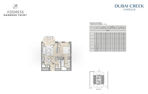 Search Floor Plans By Address Floor Plans Address Harbour Point Dubai Creek Harbour By Emaar Luxamcc
