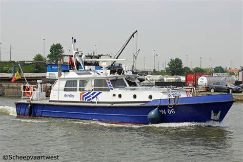 scheepvaartpolitie antwerpen scheepvaartwest spn 06