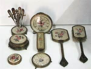Vanity Set Vintage Beautiful Vanity Set Vintage Fashion Accessories