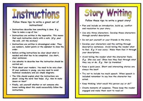 Ks2 Ideas For Writing | ks2 sats writing tips