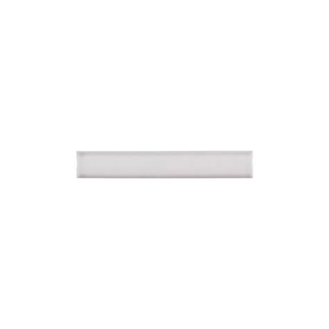 tile beading trim jeffrey court weather grey 1 in x 6 in ceramic bead wall
