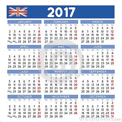 Calendrier R 2017 A Ajust 233 Le Calendrier R U Anglais