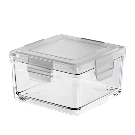 Plastic Kitchen Containers by Clear Kitchen Plastic Container 3d Model Cgtrader