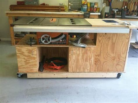 table saw router combo how to a router and table saw combination table