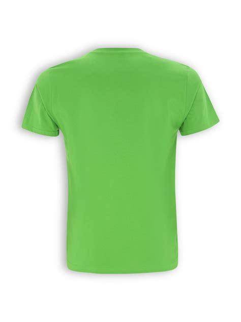 Tshirt Green Light classic t shirt earthpositive in light green mr